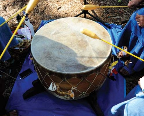 Cultural Resource Fund Humbug Valley Drumming